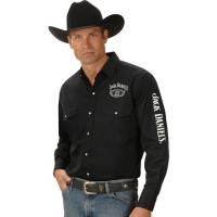 CAMICIA UOMO ELY CATTLEMAN JACK DANIEL'S, from U.S.A.