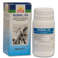 ROMAL/65: INSETTICIDA CONCENTRATO PER AMBIENTI