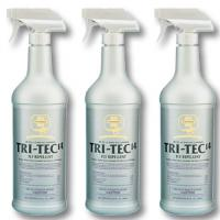 SET 3 PEZZI art. 0853 TRI-TEC 2018 ml 600 INSETTOREPELLENTE IN SPRAY PER CAVALLI