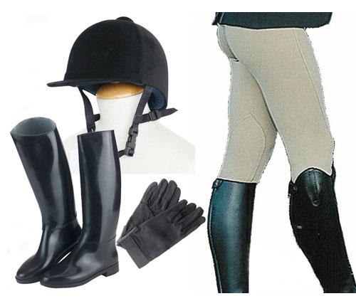 Stivali equitazione Abbigliamento sportivo a Modena