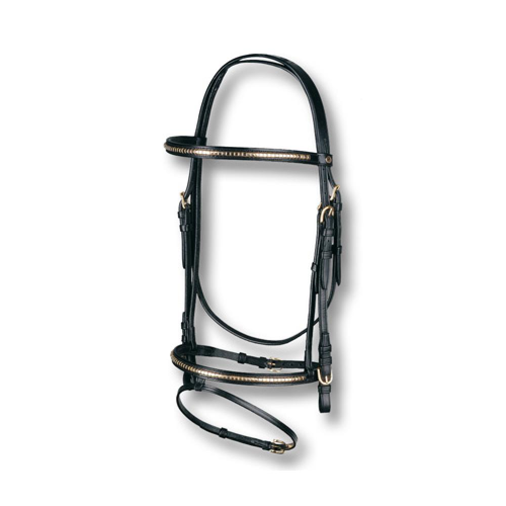 2358-Pariani bridle English with Clincher kit