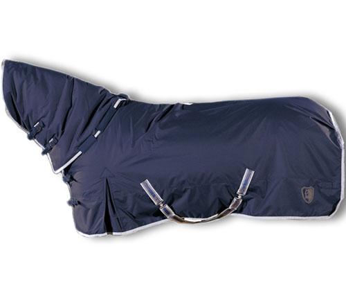 coperta tattini da paddock con collo staccabile 350 gr - myselleria
