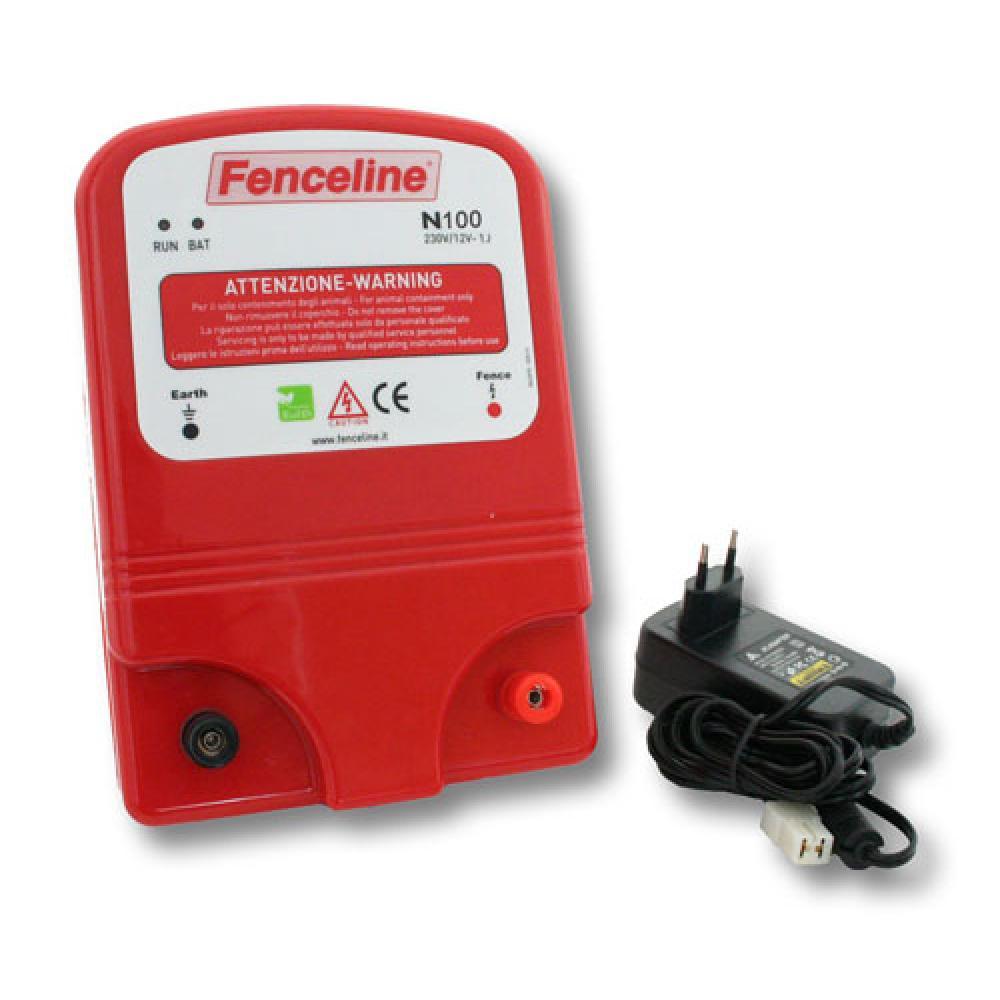 Weidezaungerät 9V Batteriegerät Arizona B5000 Elektrozaun0,18 Joule bis 7.000 V