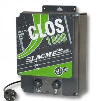 ELETTRIFICATORE LACME CLOS 1800 A corrente 220 Volt, JOULE 1,8