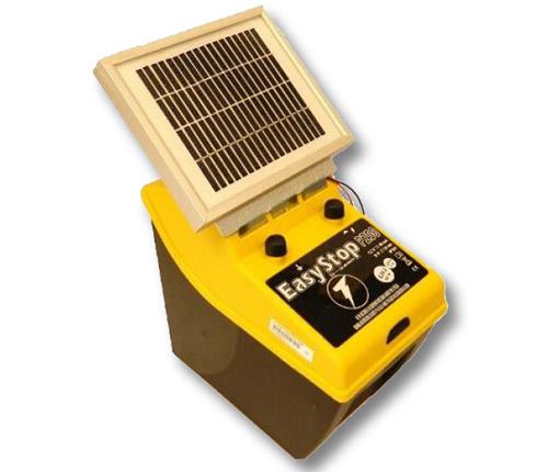 Elettrificatore lacme eco stop 250 solar con pannello for Elettrificatore lacme