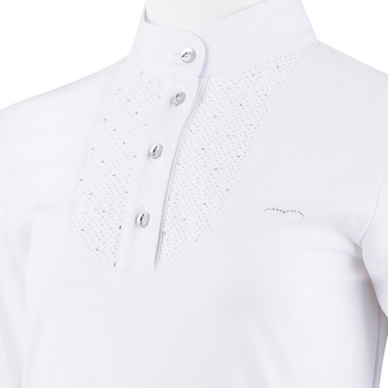 top fashion 33ce1 50b2f POLO ANIMO EQUITAZIONE BONTI BIMBA MANICA LUNGA - 9798