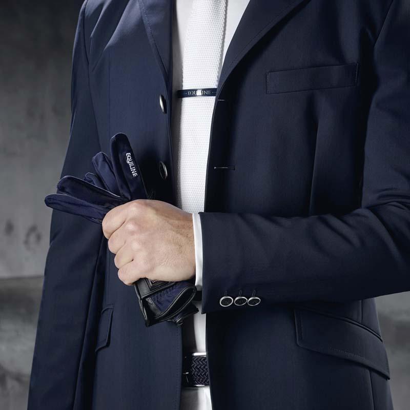 Equiline giacca da concorso uomo modello Rack colore Rosso Selleria Store