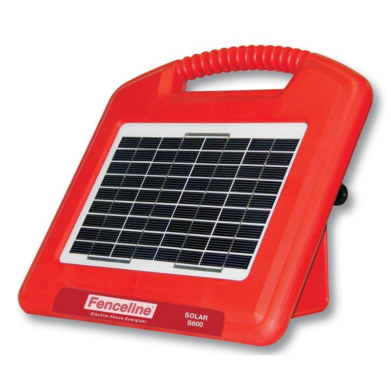 Pannello Solare Integrato Quality : Elettrificatore fenceline s con pannello solare