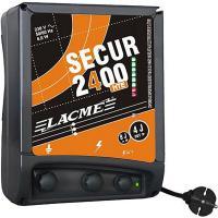 ELETTRIFICATORE A CORRENTE SECUR 2400 220V, JOULE 4,0