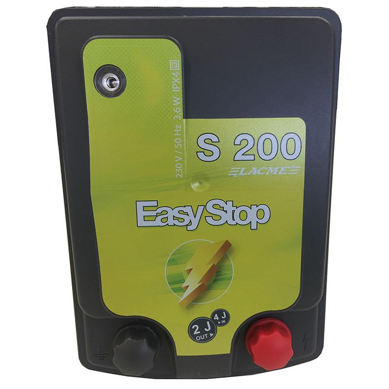 Elettrificatore a corrente lacme easystop s200 220 volt for Elettrificatore lacme