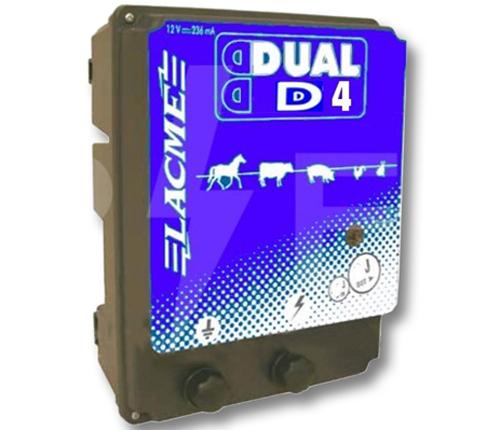 Elettrificatore lacme dual d4 a corrente e batteria 12v 3 for Elettrificatore lacme