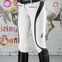 PANTALONE EQUILINE DONNA HIGH PERFORMANCE modello FRANCINE