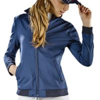 GIACCA SOFTSHELL UNISEX EQUILINE modello KENDALL