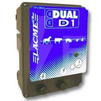ELETTRIFICATORE LACME DUAL D1 A CORRENTE E BATTERIA, 0.6 JOULE