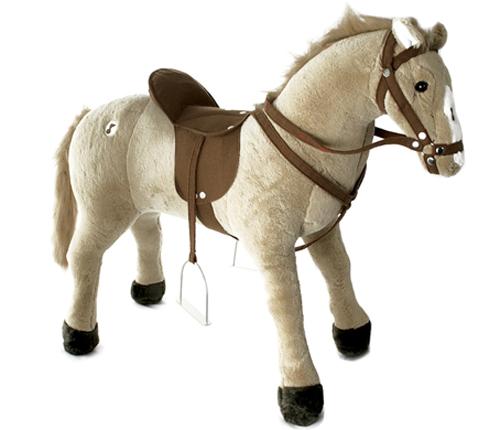 Gioco pony peluche cavalcabile per bambini con musica for Cavallo da disegnare per bambini