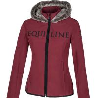 GIACCA SOFT SHELL EQUILINE ELLY da DONNA