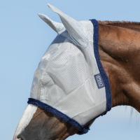 MASCHERA ANTIMOSCHE HORSEWARE AMIGO FLY MASK