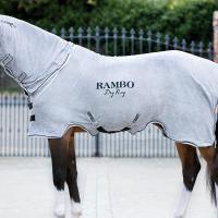 COPERTA MICROFIBRA COOLER HORSEWARE RAMBO DRY RUG