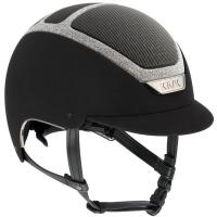 CASCO EQUITAZIONE KASK SWAROVSKI FRAME su DOGMA CHROME LIGHT