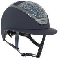 CASCO EQUITAZIONE KASK SWAROVSKI ON THE ROCKS su STAR LADY