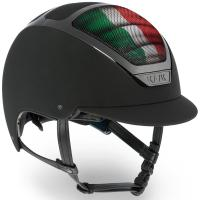 CASCO EQUITAZIONE KASK FLAG su DOGMA CHROME LIGHT