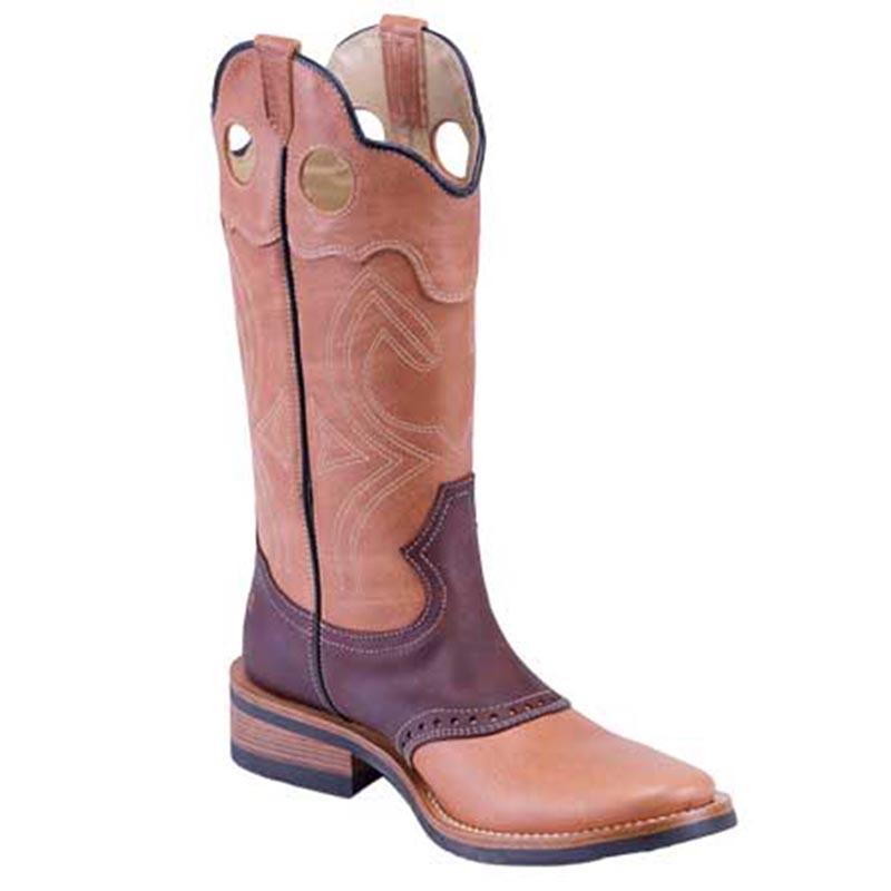 STIVALI WESTERN BARKLEY BOOTS MG363 ROPER BICOLORE 4261