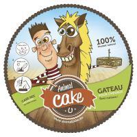 ANIMAL CAKE TORTA PER CAVALLI DA 440 GRAMMI