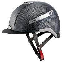 CASCO JIN STIRRUP CARBON DESIGN ULTRACOMPATTO E TECNOLOGICO