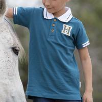 POLO TEMPO LIBERO HORSEWARE DA BIMBO