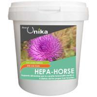 UNIKA SILIHORSES HEPA-HORSE 1 KG INTEGRATORE DEPURATORE FEGATO