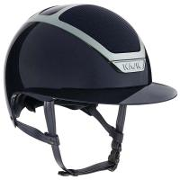 CASCO EQUITAZIONE KASK STAR LADY PURE SHINE CHROME