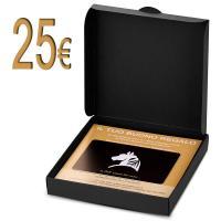 COFANETTO BUONO REGALO DA Euro 25,00