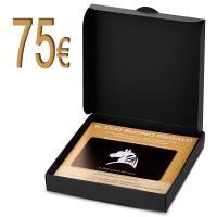COFANETTO BUONO REGALO DA Euro 75,00