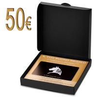 COFANETTO BUONO REGALO da Euro 50,00