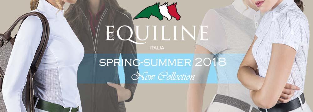 Nuova Collezione Equiline Primavera-Estate 2018
