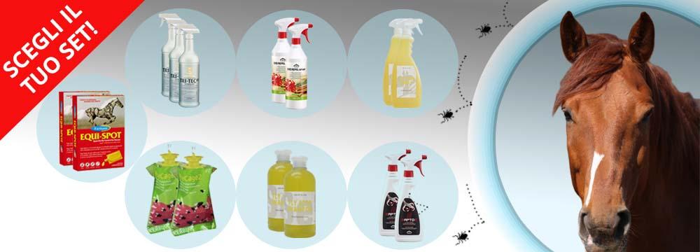 Speciale Repellenti: risparmia acquistando i nostri Set!