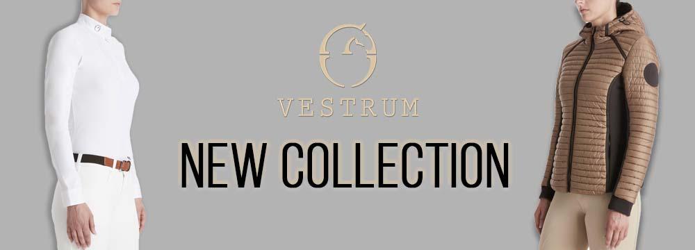 Scopri tutte le Novità della Nuova Collezione Vestrum A/I 2018-19!