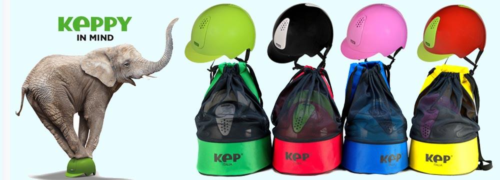 Nuovo Casco Keppy per Young Rider, una rivoluzione di sicurezza!