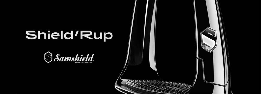Scopri le nuove Staffe Shield'Rup by Samshield!