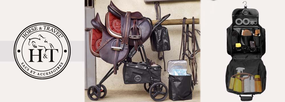 Saddle Sherpa, il Carello con doppio porta Sella e Accessori!
