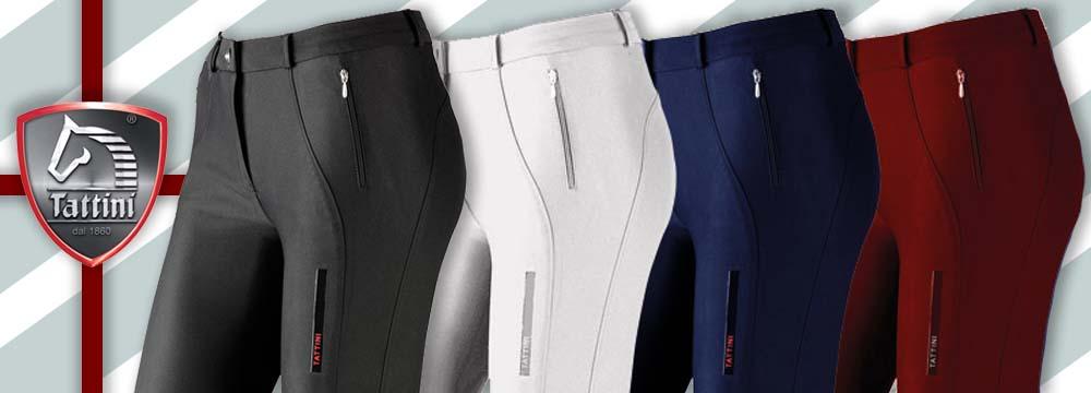-25% di Sconto sui Nuovi Pantaloni Tattini: Scorte Limitate, approfittane!