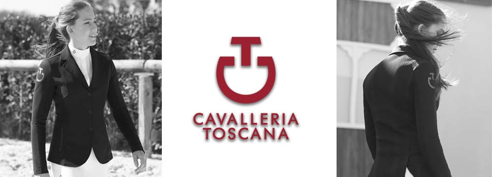 Novità Cavalleria Toscana: Giacca da Concorso R-Evolution