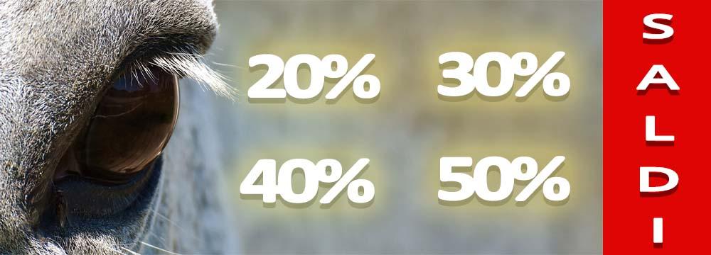 Saldi iniziati: approfitta degli Sconti fino al -50%