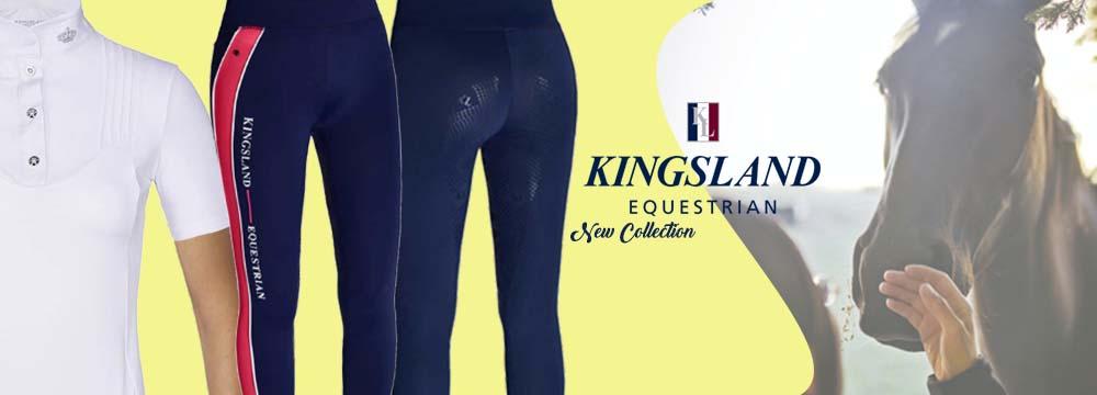 Collezione Kingsland SS '21: Alta Qualità e Design innovativo!