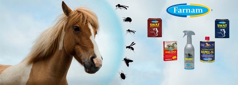 Farnam: i Migliori Repellenti per Proteggere il tuo Cavallo!