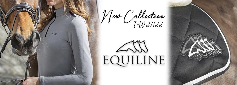 Collezione Equiline FW 2021/22: tantissime novità di qualità!