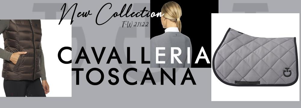 Nuova Collezione F-W 22/21 di Cavalleria Toscana: scoprila  subito!