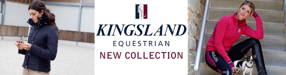 Collezione Kingsland Autunno Inverno 2016/17