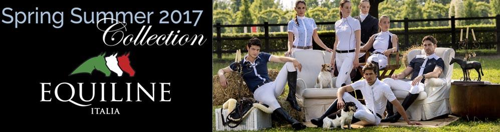 Nuova Collezione Equiline Primavera Estate 2017