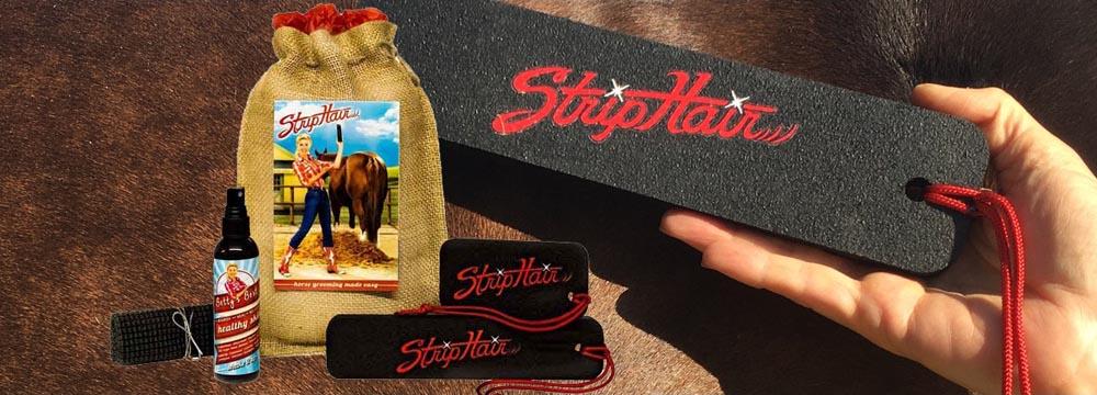 Le Nuove ed Originali Spazzole Striphair
